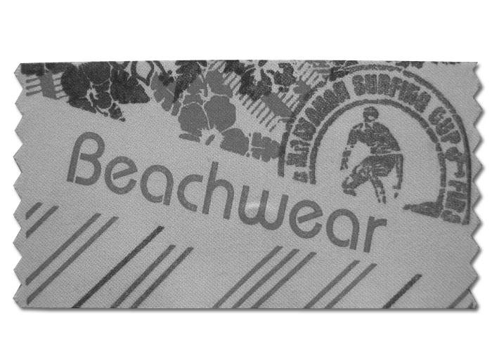 南山布标丝带印刷