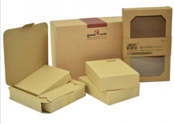 牛皮纸彩盒
